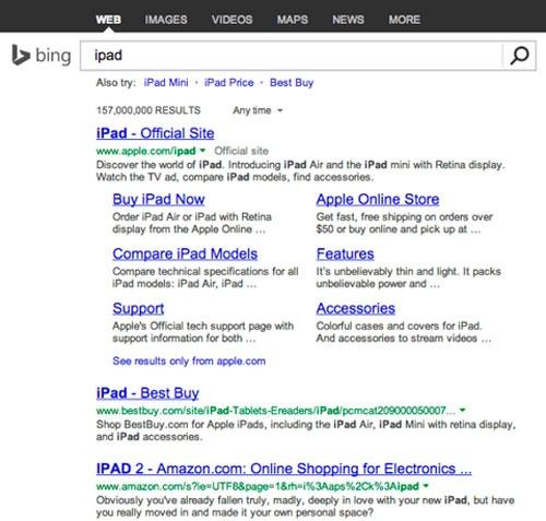 Как сделать bing поиском по умолчанию