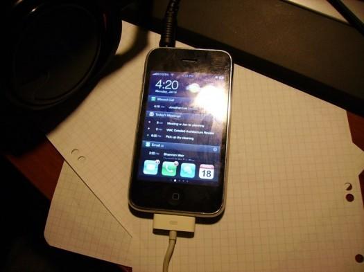 Перепрошить айфон 3 в домашних условиях
