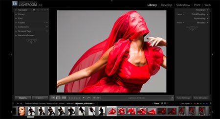 Adobe выпустила Photoshop Lightroom - «Интернет»