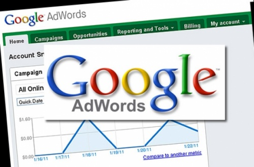 AdWords это глобальный, а не локальный сервис - «Интернет»