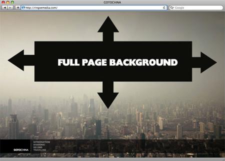 Фон для сайта с картинкой на весь экран (background-size) - «Верстка»