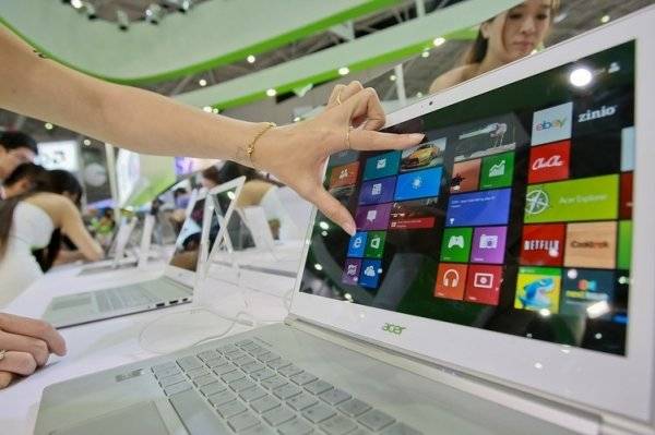 Acer получила самую высокую прибыль за семь лет - «Новости сети»