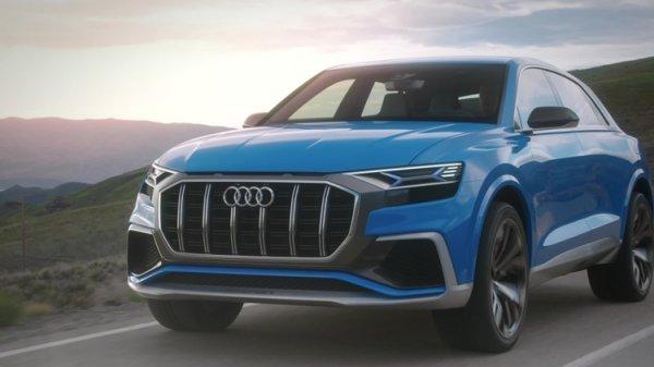 Audi начнёт производство синтетического топлива e-diesel в 2018 году - «Новости сети»
