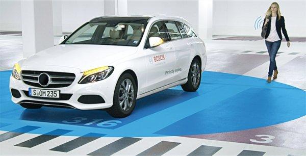 Bosch Perfectly Keyless, или смартфон вместо ключа от автомобиля - «Новости сети»