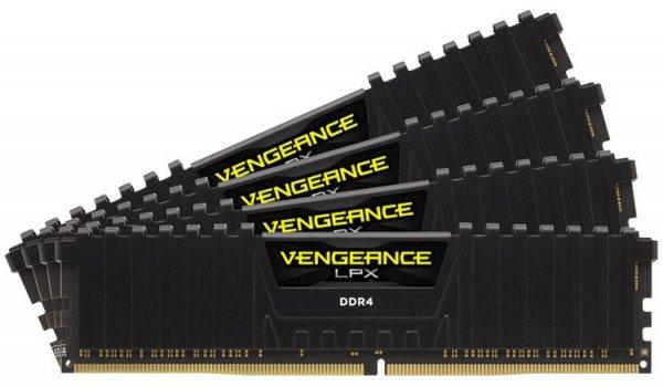 Corsair представила новый комплект памяти Vengeance LPX DDR4-4333 - «Новости сети»