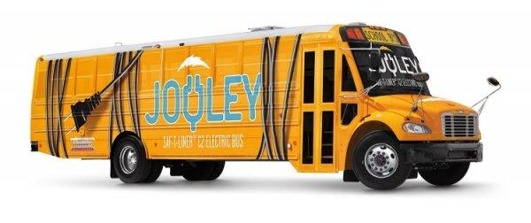 Daimler представила свой первый электрический школьный автобус - «Новости сети»