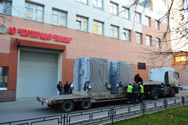 ДЗЗ-спутники «Канопус-В» №3 и №4 прибыли на Восточный для декабрьского запуска - «Новости сети»