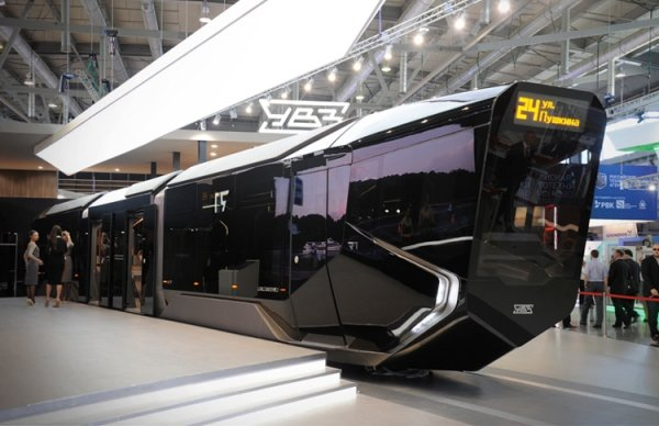 Инновационному российскому трамваю R1 не суждено перевозить пассажиров - «Новости сети»