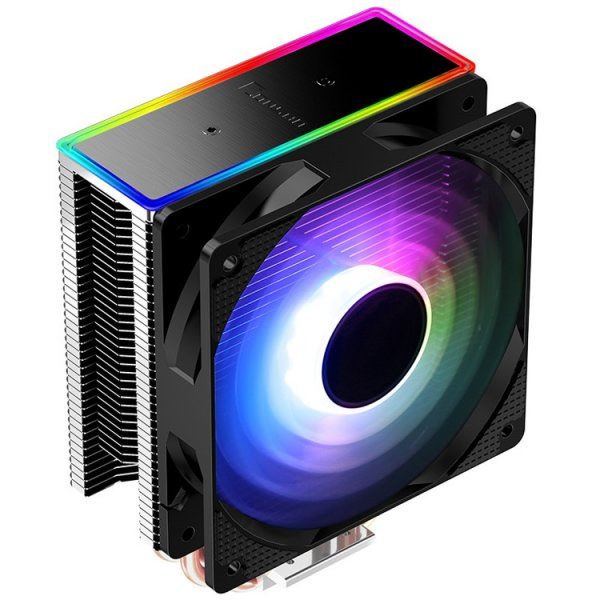 Jonsbo CR-601 RGB: процессорный кулер с многоцветной подсветкой - «Новости сети»