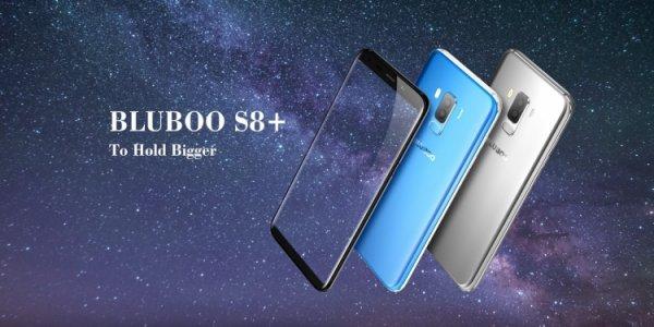 Какие плюсы у смартфона Bluboo S8 Plus? - «Новости сети»