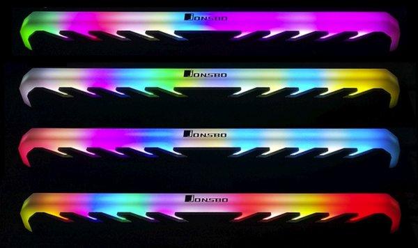 Кожухи Jonsbo NC-1 позволят наделить модули памяти многоцветной подсветкой - «Новости сети»