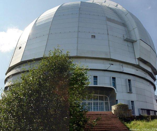 Крупнейший в Евразии телескоп модернизирован силами российских специалистов - «Новости сети»