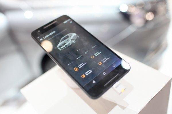 Lada Grantaполучит систему управления со смартфона в 2018 году - «Новости сети»
