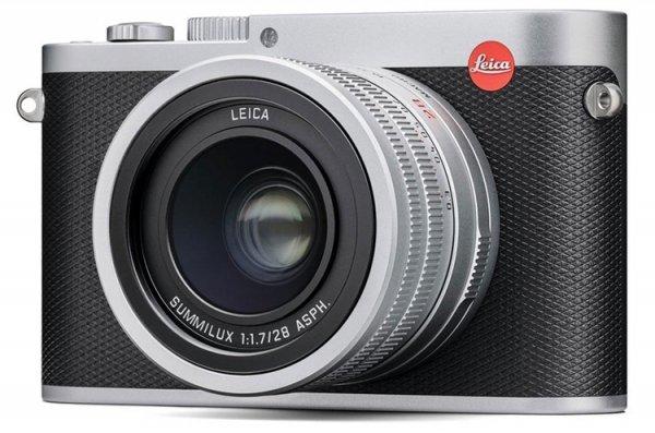 Leica Q Silver: компактная камера премиум-класса в новом исполнении - «Новости сети»