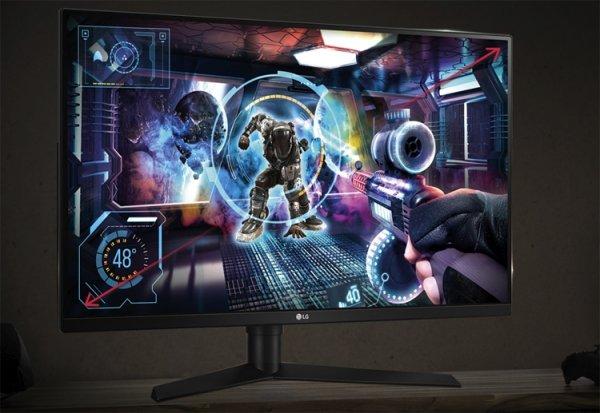 LG оценила игровой монитор 32GK850G с поддержкой G-SYNC в $850 - «Новости сети»