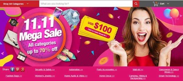 На «День холостяков» в интернет-магазине Lightinthebox.com состоится масштабная распродажа - «Новости сети»