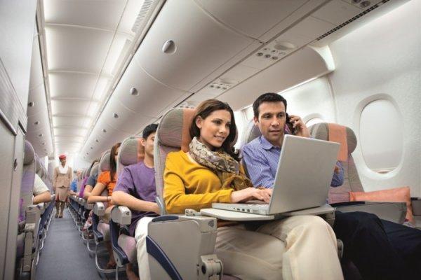 На самолётах Emirates появится Wi-Fi со скоростью до 50 Мбит/с - «Новости сети»