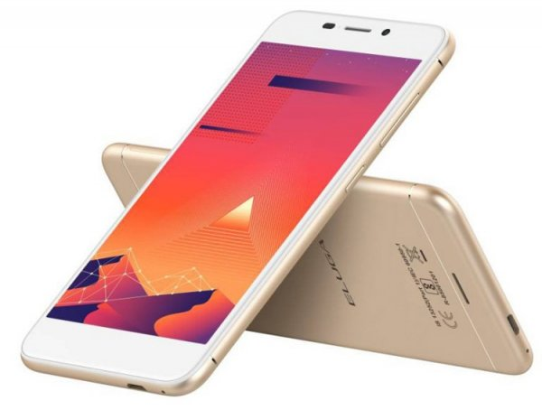 Недорогой смартфон Panasonic Eluga I5 заключён в металлический корпус - «Новости сети»