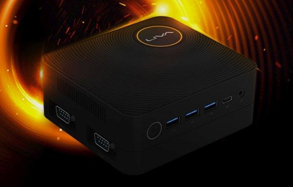 Неттоп ECS LIVA Z Plus(Ver ZE) оснащён двумя портами Gigabit LAN - «Новости сети»
