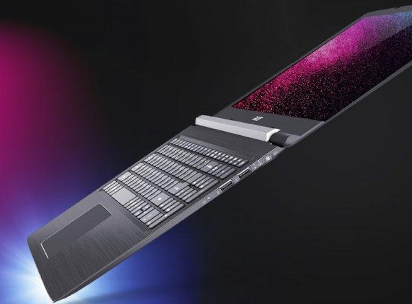 Ноутбук Acer Aspire A615-51G получит чип Core i7-8550U и ускоритель GeForce MX150 - «Новости сети»