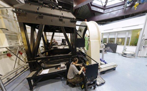 Объекты Европейской Южной Обсерватории стали доступны в виртуальной реальности - «Новости сети»
