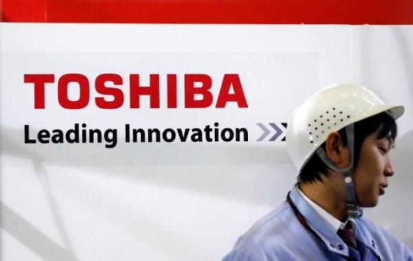 ПрибыльToshiba подскочила на 76 % благодаря чипам - «Новости сети»