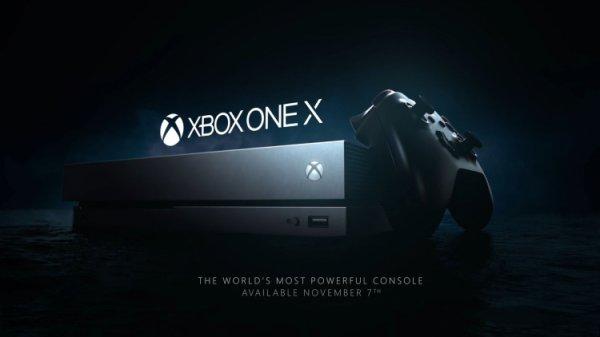 Продажи Xbox One X в Великобритании превысили 80 тыс. экземпляров - «Новости сети»