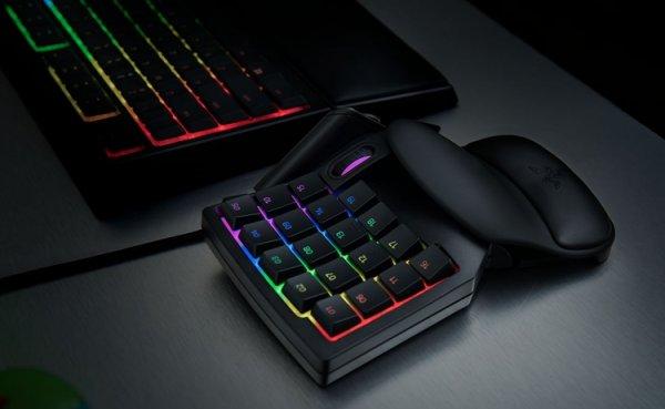 Razer Tartarus V2: игровой кейпад с 32 программируемыми клавишами - «Новости сети»