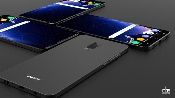 Samsung организует производство смартфонов Galaxy S9 в декабре - «Новости сети»