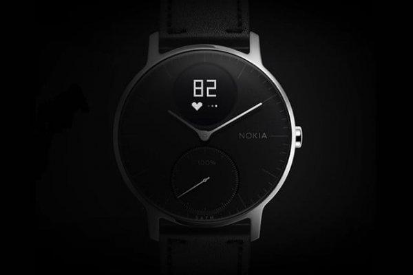 Спустя год после анонса смарт-часы Nokia Steel HR доступны для предзаказа - «Новости сети»