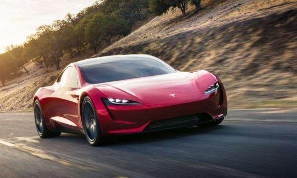 Tesla Roadster нового поколения: разгон до «сотни» за 1,9 секунды - «Новости сети»