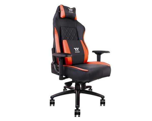 Thermaltake X Comfort Air: игровое кресло с активным охлаждением - «Новости сети»
