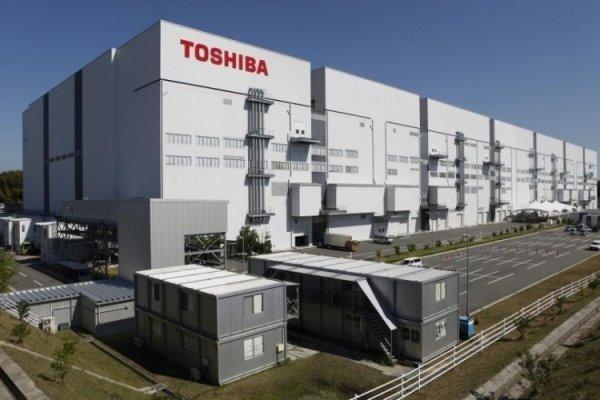 Toshiba решила закупить оборудование для нового завода на год раньше - «Новости сети»
