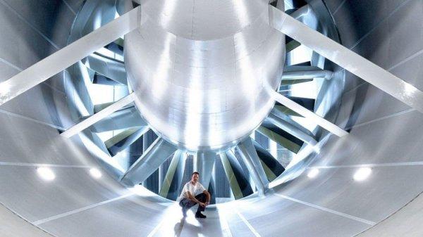 У Volkswagen появился передовой аэродинамический комплекс Wind Tunnel Efficiency Center - «Новости сети»