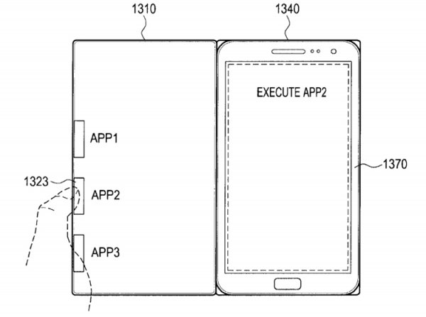 В Samsung придуманы «умные» обложки для гаджетов с функцией запуска приложений - «Новости сети»