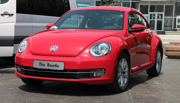 Volkswagen обсуждает концепцию электрического «Жука» - «Новости сети»