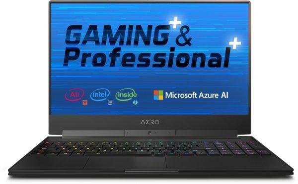 """GIGABYTE Aero 15 Classic: игровой 15,6"""" ноутбук весом в 2 кг - «Новости сети»"""