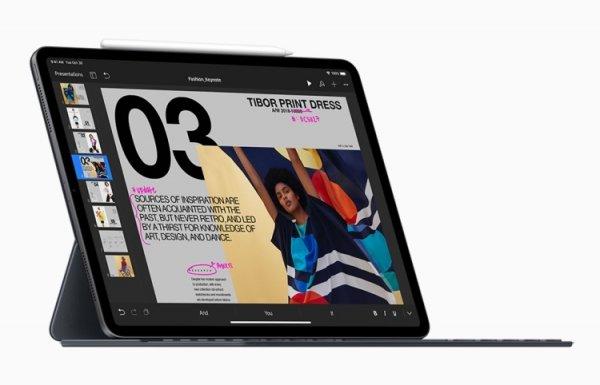 iPad Pro может получить поддержку USB-мыши - «Новости сети»