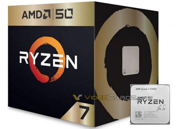 Юбилейную версию Ryzen 7 2700X будет украшать подпись Лизы Су - «Новости сети»