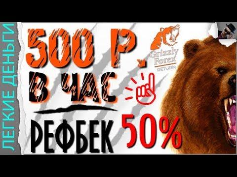 Заработок В Интернете 500 Рублей В ЧАС. Новинка Grizzlyforexreturn ПЛАТИТ / ЗАРАБОТОК В ИНТЕРНЕТЕ  - «Видео уроки - CSS»