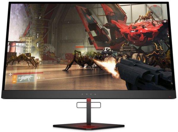 HP Omen X 27: игровой QHD-монитор с частотой 240 Гц и поддержкой FreeSync 2 HDR - «Новости сети»