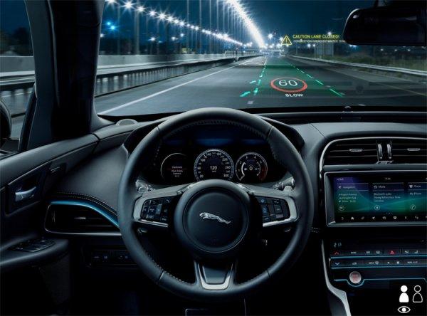 Jaguar Land Rover создаёт проекционный 3D-дисплей с VR-технологиями - «Новости сети»
