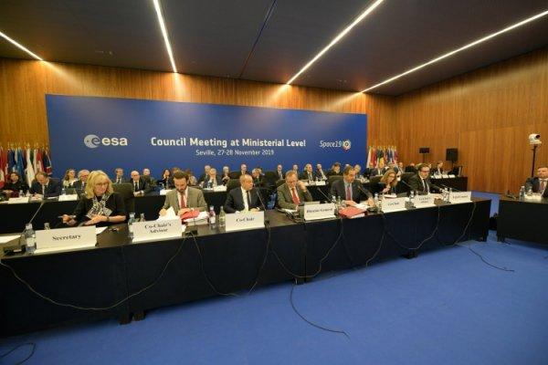 Европейское космическое агентство получило рекордный бюджет на выполнение амбициозных миссий - «Новости сети»