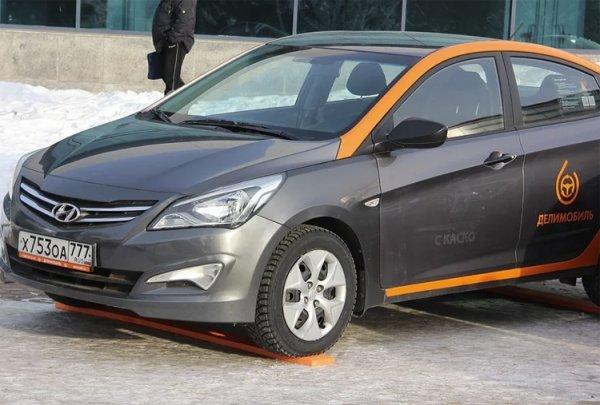 У большинства пользователей каршеринга есть собственный автомобиль - «Новости сети»