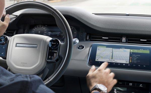 Все новые автомобили Jaguar Land Rover смогут получать обновления по воздуху - «Новости сети»