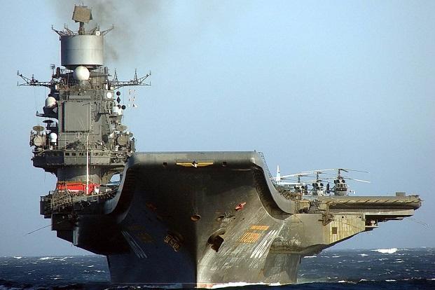 В США порекомендовали России не ремонтировать «проклятый» авианосец - «Интернет и связь»