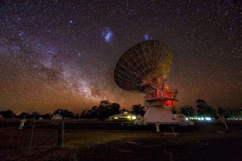 «Взвешивание» материи Вселенной указало, где искать ее «пропавшую» часть - «Интернет и связь»